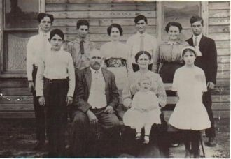Edward C. Whitehead Family