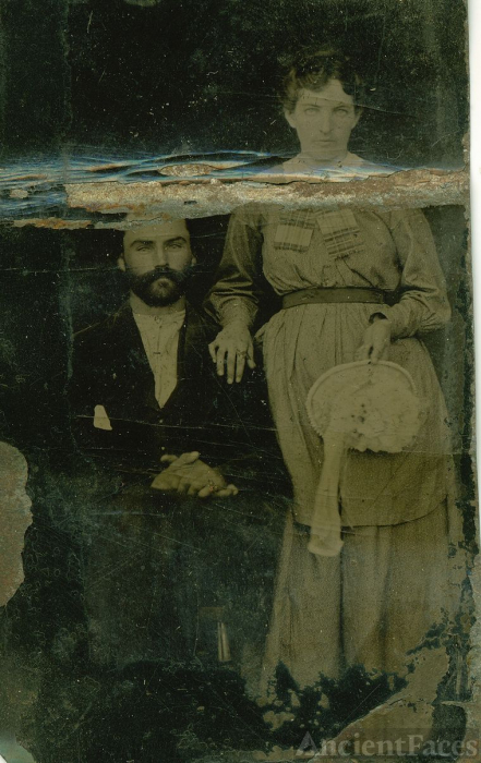 Unidentified Man & Woman