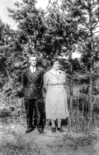 George & Marcella (Gibson) Willis