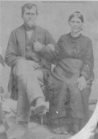 Preston and Annie Tuttle