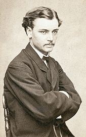 A photo of Robert Todd Lincoln