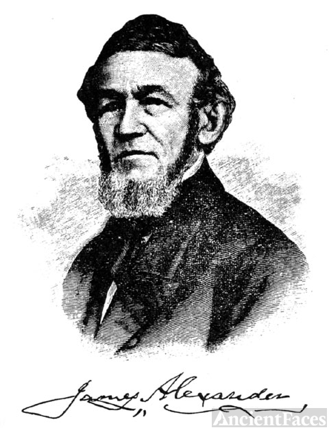 James Alexander, Pennsylvania