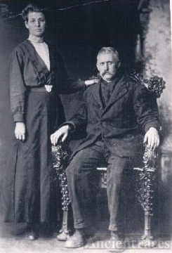 Eliza and Unknown Man