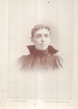 A photo of Virginia  Mathews