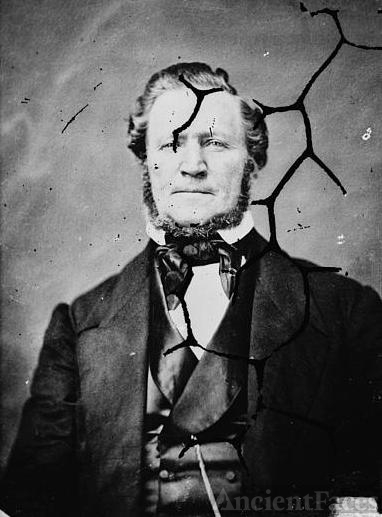 Brigham Young,  Mormon President 1860