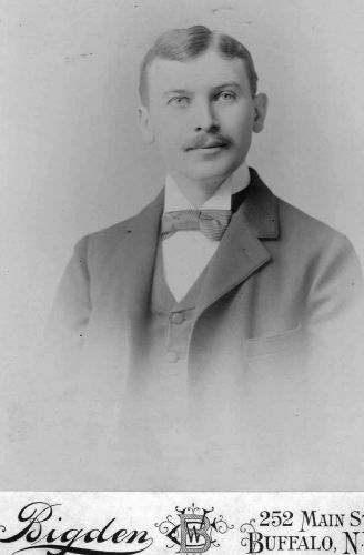 A photo of Ernest Charles Drewelow
