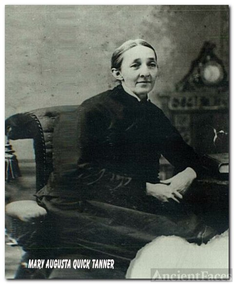 Mary Augusta Quick Tanner