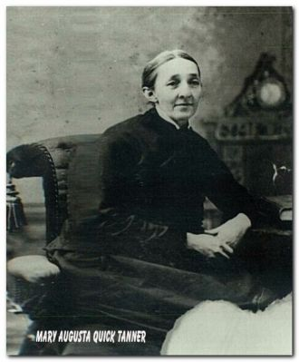 A photo of Mary Augusta Quick Tanner