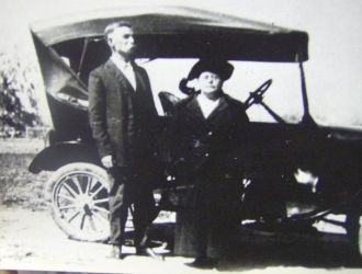John Wilson Powell and Jane Knight