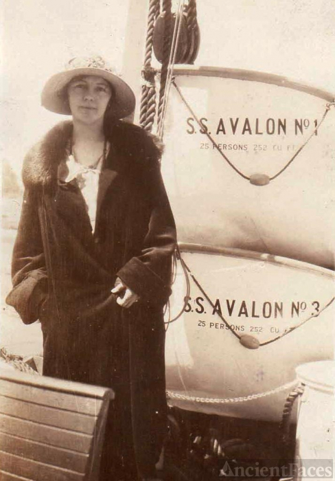 SS Avalon to Catalina