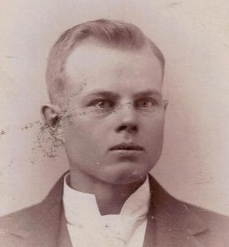 Franklin Wooster Bruner, 1895 Nebraska