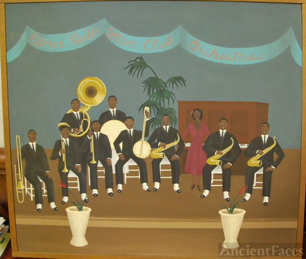 Elmer Radd's Cotton Club Band