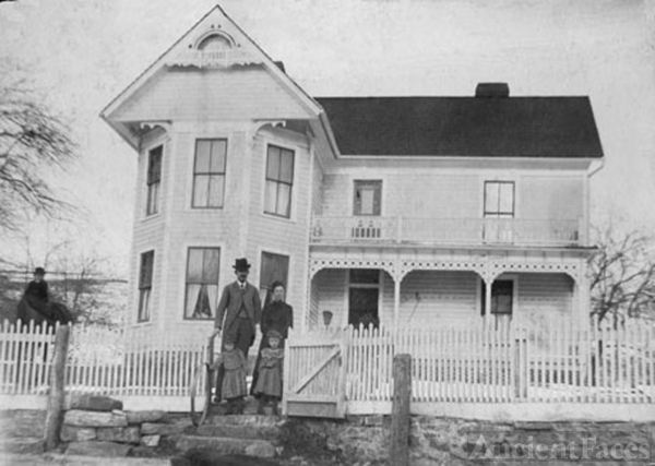 Crabtree Home Place, Ceres, Va 1902