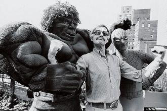 "A photo of Stanley Martin ""Stan Lee"" Lieber"