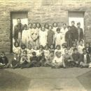 Stone Chapel School in Cherokee County OK