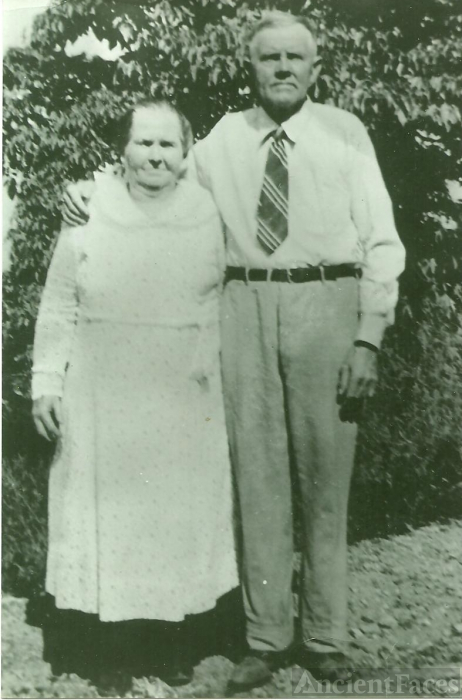 Calvin & Mary Lindsey, Kentucky 1940