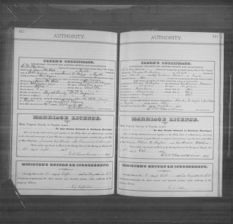 Katie Neff's 1st marriage record