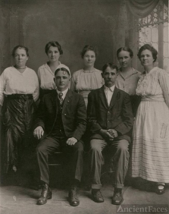 The William Cummins Family