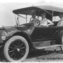 George Spangenberger's first car