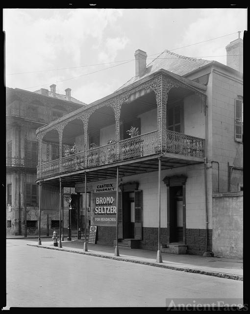 721 Dauphine St., New Orleans, Orleans Parish, Louisiana