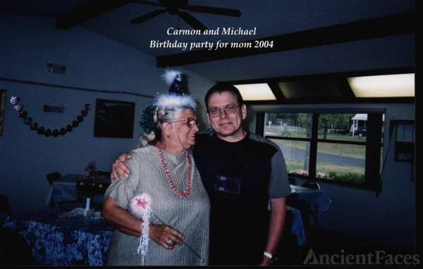 Carmon and Michael Shayne