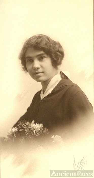 Adele K. H. Meyer graduation 1912