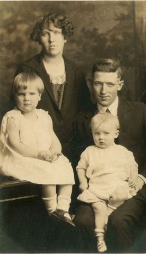 Ted Reynolds family, Washington state