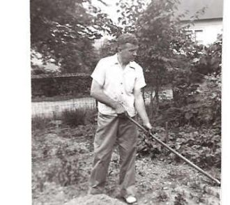 Grandfather Harry August Fuess