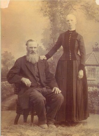 Thomas and Susan (Boots)Burgen