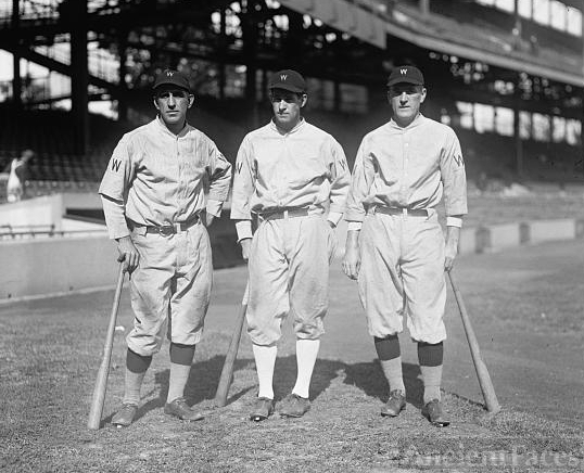 Peck, Harris, & Judge |1924 Baseball