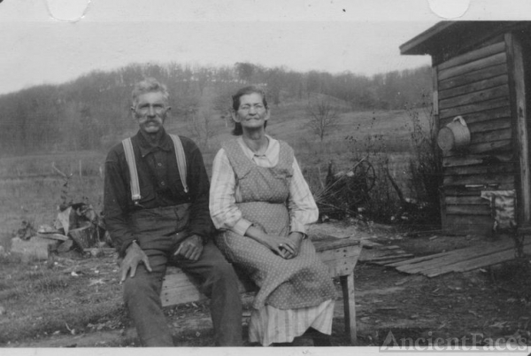 Great Grandfather+wife