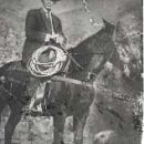 Hyrum Smith Peterson on Horse