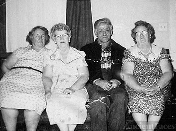 Kish Sisters, and Lydia's Husband Roy R. Searles