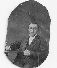 A photo of John Hardin Whitlock