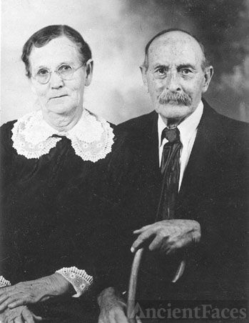 Dutch Hussey & wife Millie