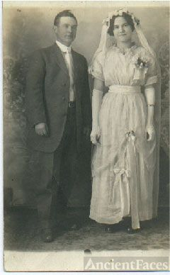 Autice Glover Wedding Photo