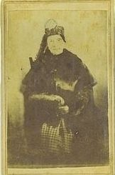 Fanny S. Walters, cousin of Mary Jane Cooper Brown