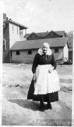 Hannah Markle Davis, West Virginia 1930