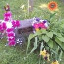 Lynda A Serow grave flowers