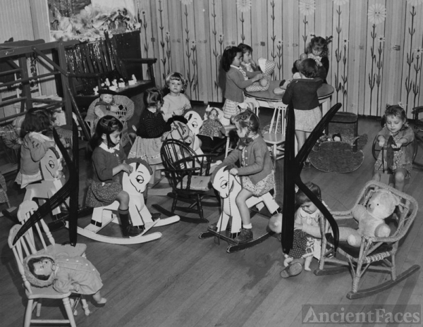 St Vincent's Orphanage, CA 1947