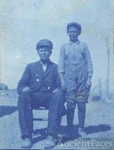 William Thomas Atkins & son Tyler