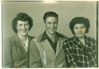 Stella, william Buddy and Wanda P Hale