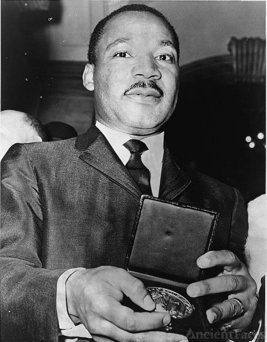 Martin Luther King Jr and NYC Medallion
