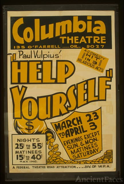 "Paul Vulpius' ""Help yourself"" A comedy hit in 3 hilarious..."