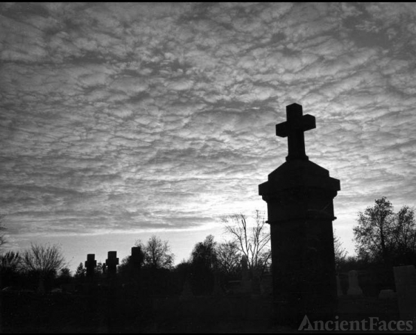 St Anne cemetery, Illinois