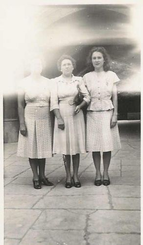 Erma, Elsie, & Betty At Indiana University