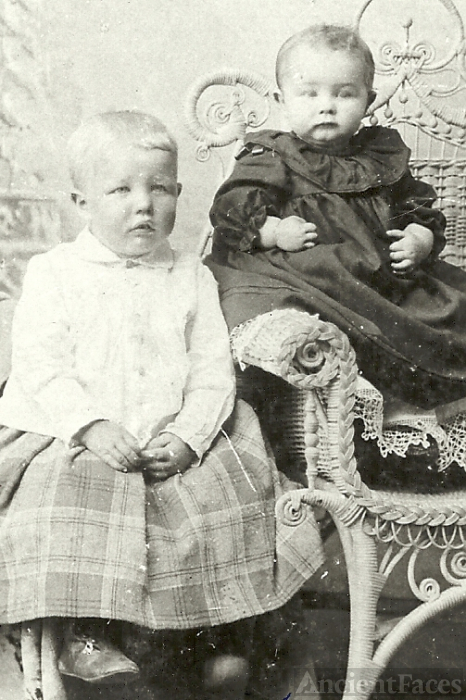 Grant Oliver and Stella May Wilson