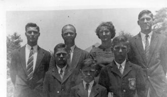 Hercules Johannes du Preez Family, South Africa