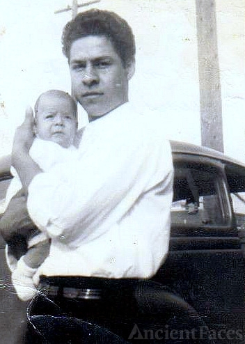 Ventura DeLaTorre & child