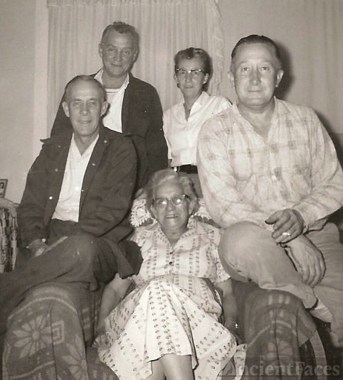 Cook Family Reunion, OR 1960